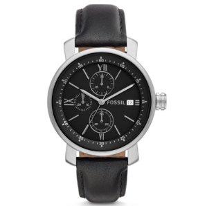 $34.50Fossil Rhett 系列纯皮表带 男士时尚腕表