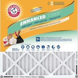 $19.994 Pack Arm & Hammer Air Filters - 14 Sizes Available