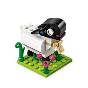 免费小羊乐高LEGO 实体店三月活动注册 先到先得