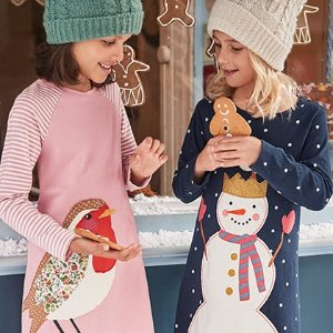 Extra 20% Off + Free ShippingNew Arrivals Kids Apparel @ Mini Boden