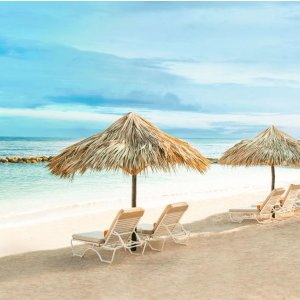 From $231/personJamaica: All-Incl. 5-Star Beachside Resort, Kids Stay Free