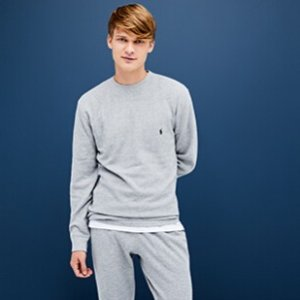 Staring From $9.97Get Cozy: Polo Ralph Lauren Lounge @ Hautelook
