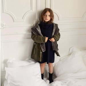 5折起Massimo Dutti 官网年末大促 儿童服饰、鞋履特卖