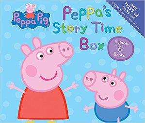 $7.83 (原价$13.99)Peppa Pig 童书套装
