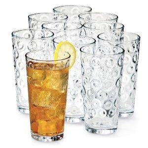 全部只要$11.04Living Quarters 精选红酒杯,玻璃杯套装热卖