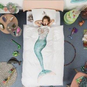 $87+免邮Snurk趣味床上两件套 睡觉也要与众不同