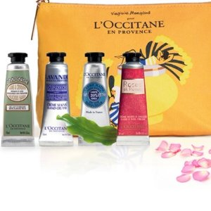 Free GIFT With $50 Purchase @ L'Occitane