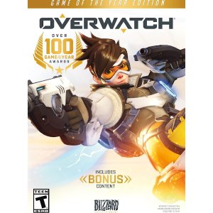 $29Overwatch Game of the Year Edition