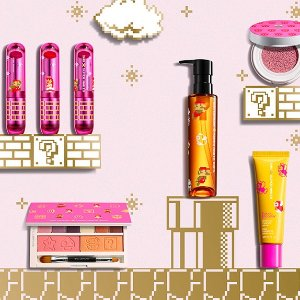 Dealmoon Exclusive Early Access!NEW Super Mario Bros collection @ Shu Uemura