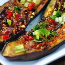 必学懒人菜让你食欲满增的蚝油蒜香烤茄子