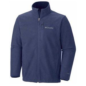 $39Columbia Men's Wind Protector Fleece Jacket