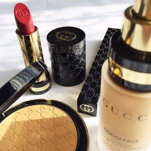 Up to 33% Off Gucci Beauty @ COSME-DE.COM