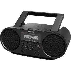 $59Sony ZSRS60BT CD Boombox