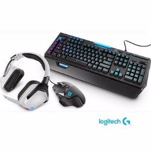 低至半价!G900仅售$99Boxing Day Logitech 鼠标 键盘 音箱等产品