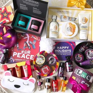30% Off + $10 Off $60Gift Sets @ The Body Shop