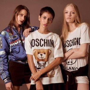 Up to 60% Off+ Extra 20% OffMoschino @ Farfetch