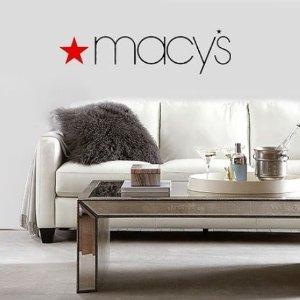 低至4折+额外7折Macy's VIP特卖会 精选家居用品热卖