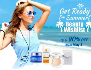 Up To 90% OffGet Ready For Summer @ Sasa.com