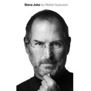 $8Steve Jobs Biography (Hard Cover)