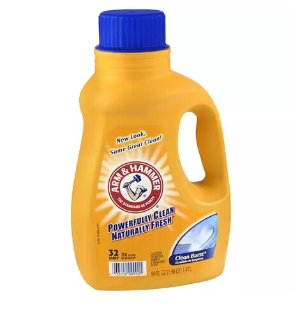 $1.99Arm & Hammer 2x Concentrated Liquid Laundry Detergent Clean Burst