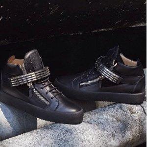 Up to 70% OFFGiuseppe Zanotti Off-White Valentino Men's Shoes Sale