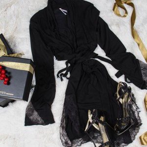 $99 ($322 value)Eustoma Short Robe @ Eve's Temptation