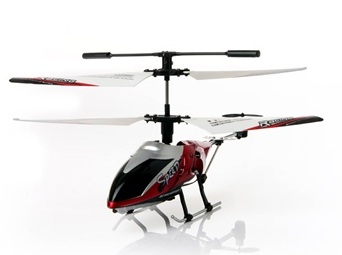 $20.133 Channel Mini RC Helicopter (Red)